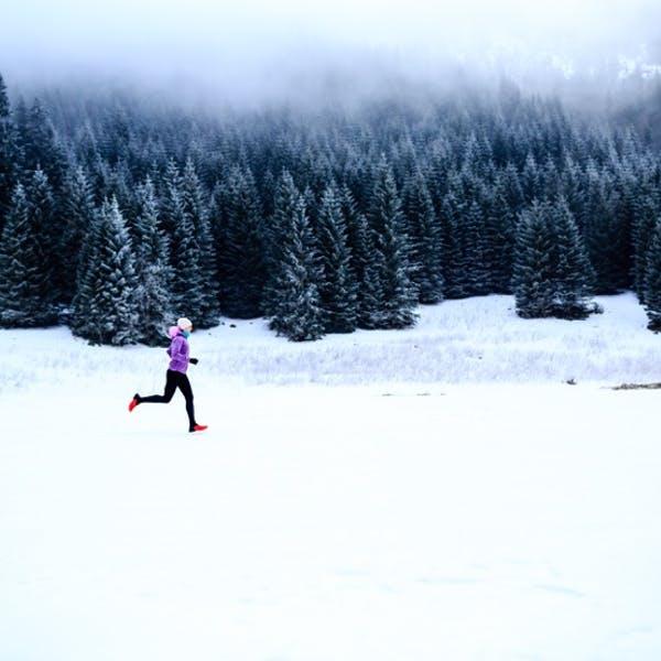 Är det farligt att löpträna i minusgrader?