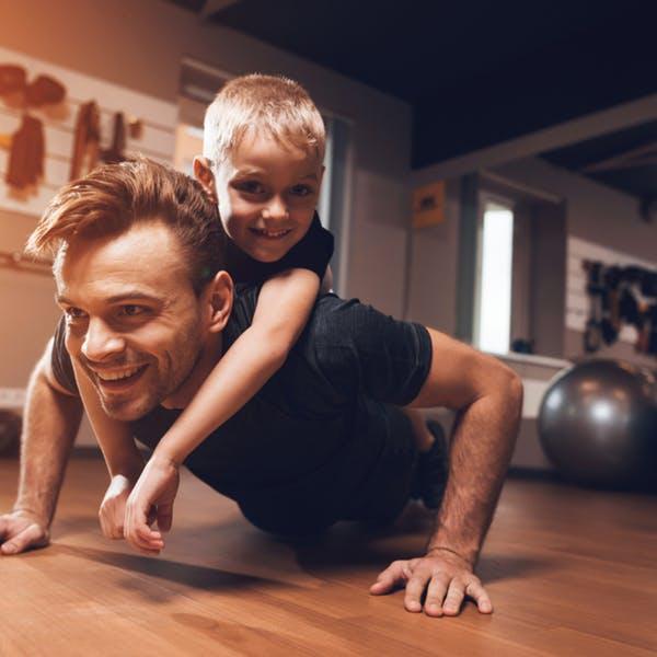 Barn och träning