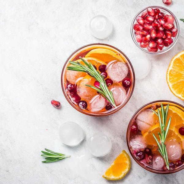 Höstdrink helt utan alkohol