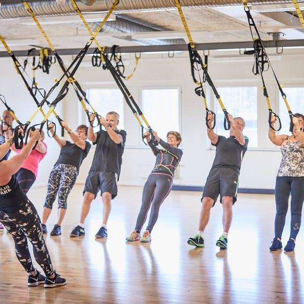 Ingen är för gammal för att träna