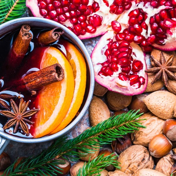 Julens godaste glögg