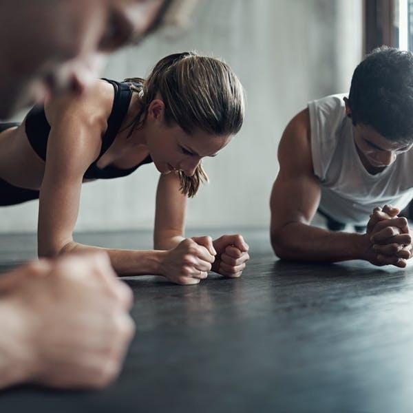 Komplettera din löpträning