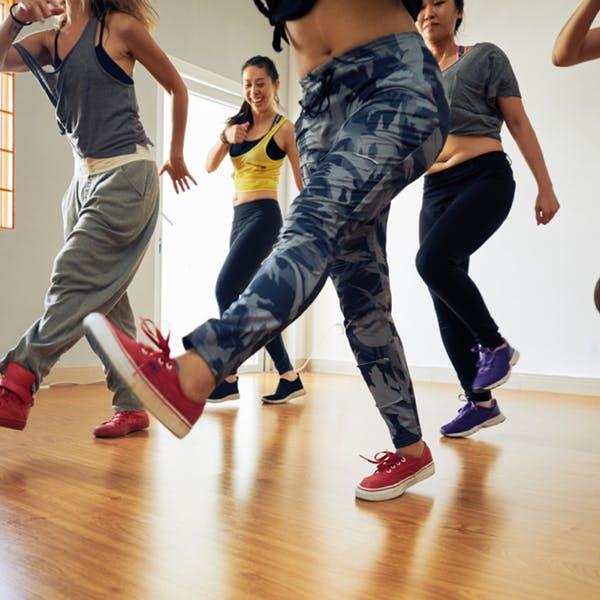 Lägg till dans i din träning!