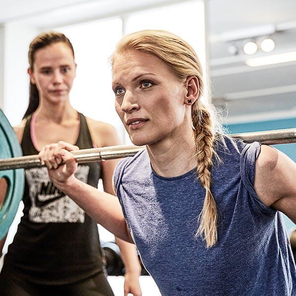 Maximera din träning med en PT