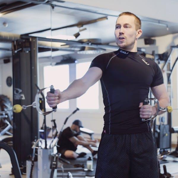 Övningar för dig som löptränar