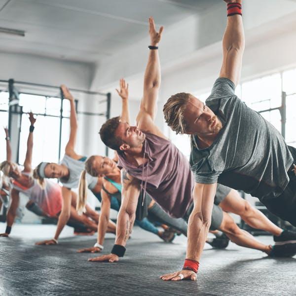 Svenska träningsvanor