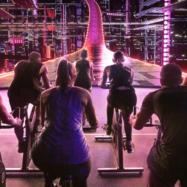 The Trip – din stationära träningsresa